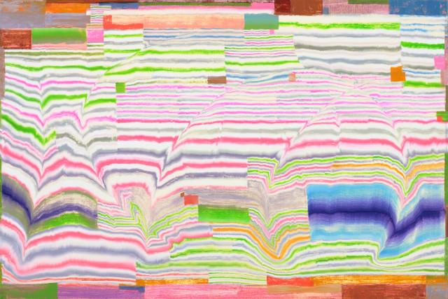 김영헌, p1779-Electronic Nostalgia_91x61cm_oil on canvas_2017.JPG