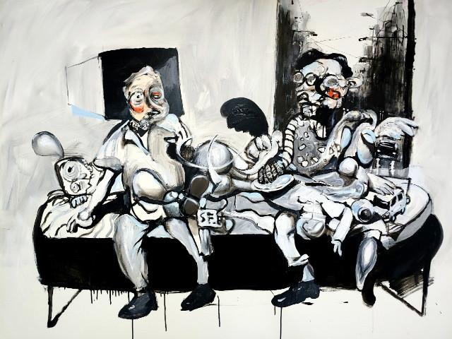 two men_112x145.4cm_ ink & acrylic on canvas_2020.jpg